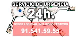 Servicio de Urgencia 24h